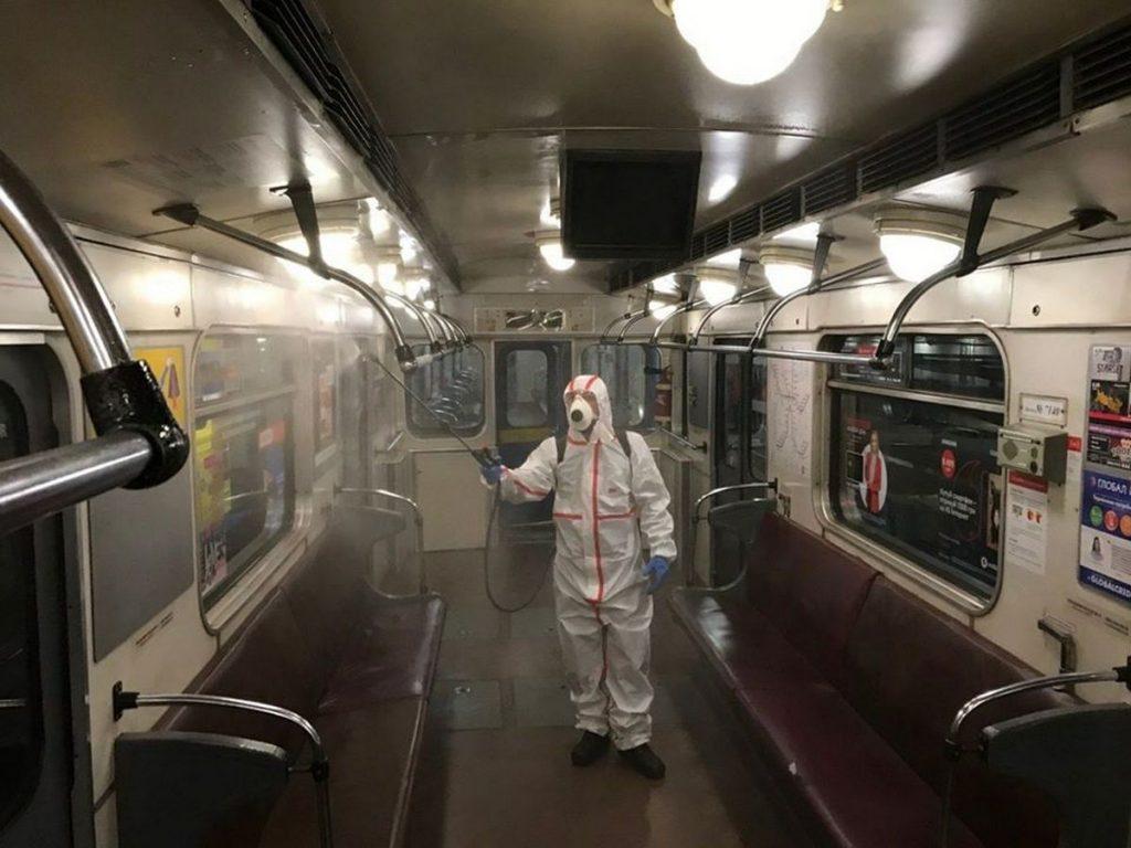 метро закрою из-за коронавируса